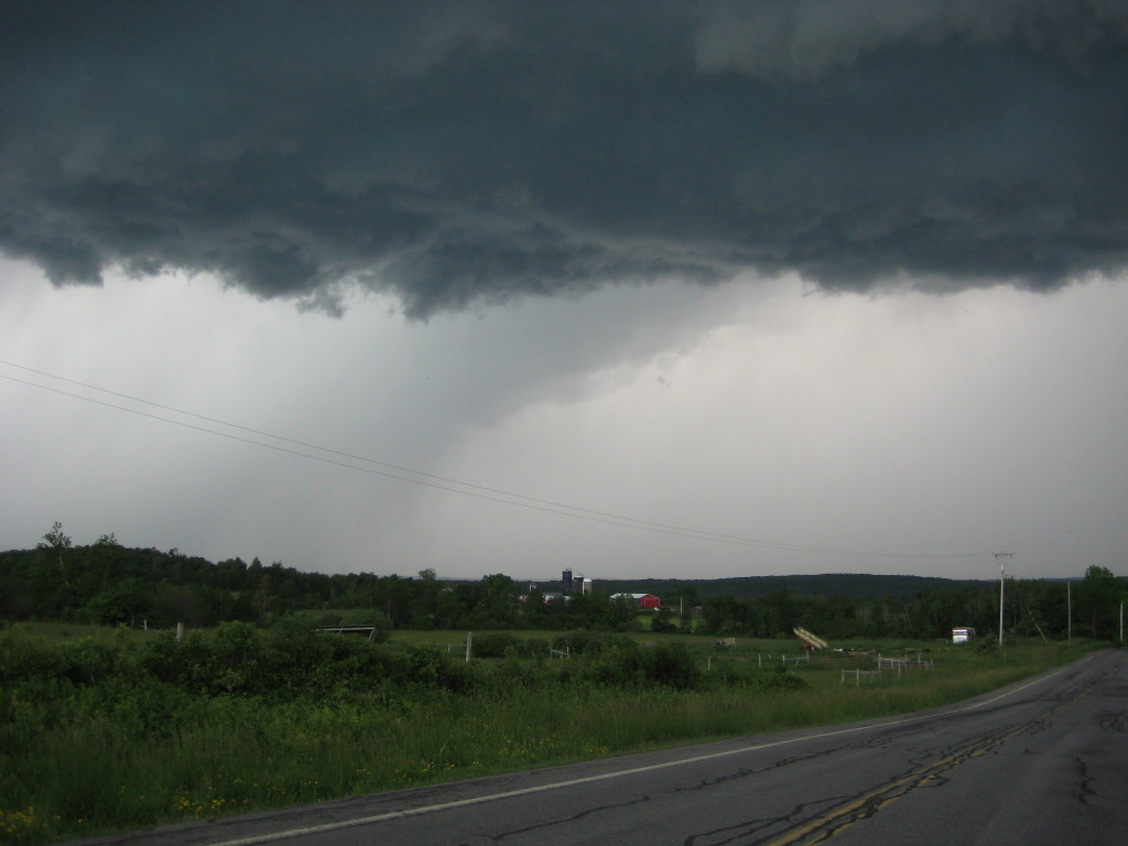 storm over duanesburg churches road