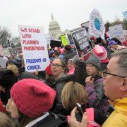 Marching on Washington