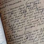 World War I Journal: A Soldier's Burial