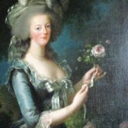 Royal Beauty: Marie Antoinette…and Poison Ivy?