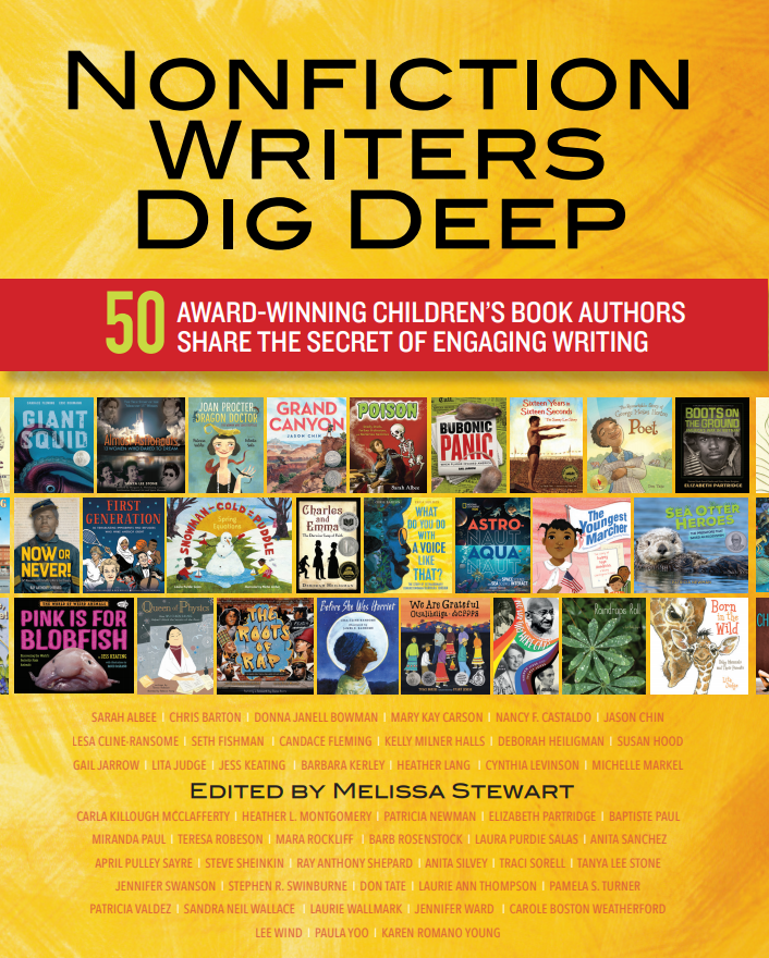 nonfiction writers dig deep